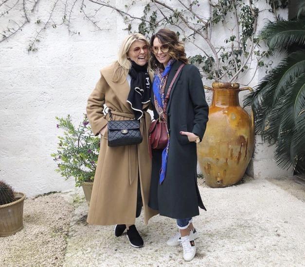 ''Onze vriendschap vieren in Puglia''